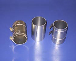 The outer cylinder for motorcycle catalyst