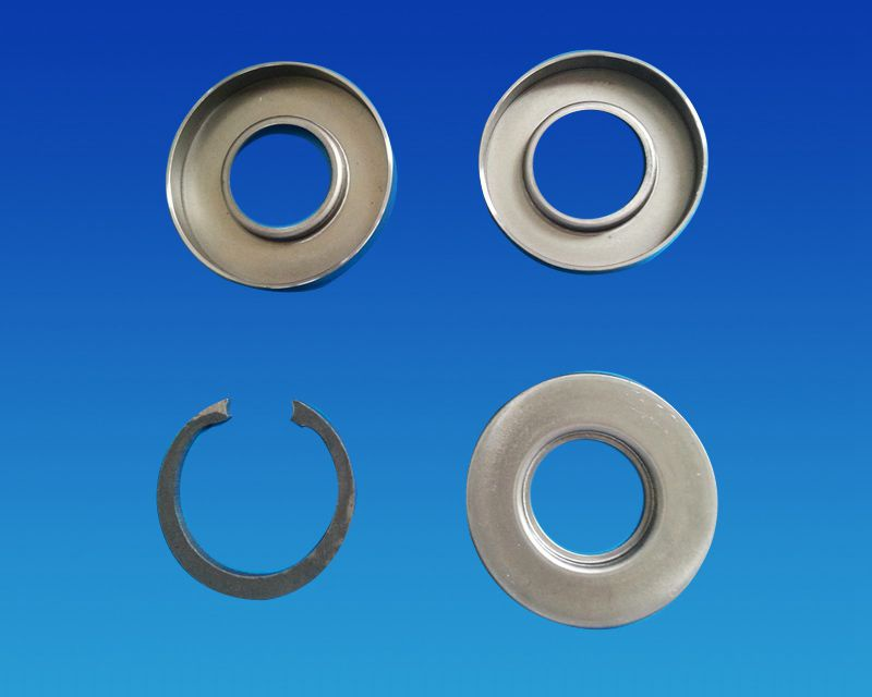 Various types of stamping parts