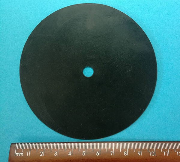 Profiled Rubber Gasket (Industrial)